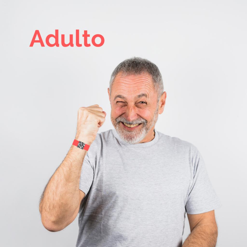 Pulseira Salva Vidas Adulto
